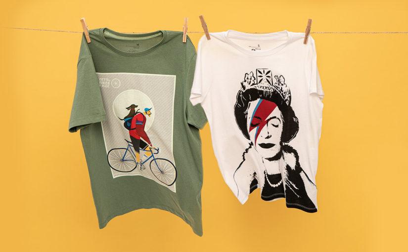 Намерете вашата перфектна тениска! Пролетни и летни тенденции 2021