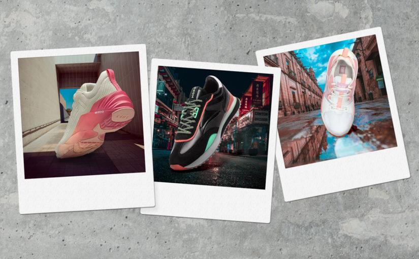 Sneakers dizzy! Ще носите тези спортни обувки през цялото време