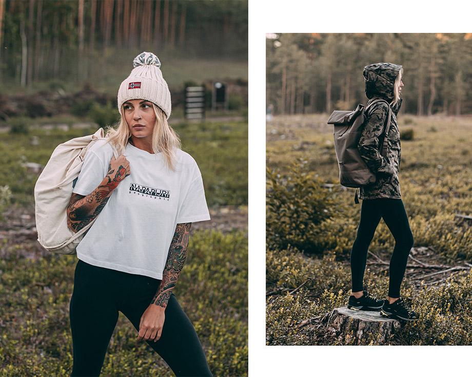 Как се обличаме в планината през есента?